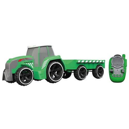 Трактор Silverlit Tooko (81490) зеленый, Радиоуправляемые игрушки  - купить со скидкой