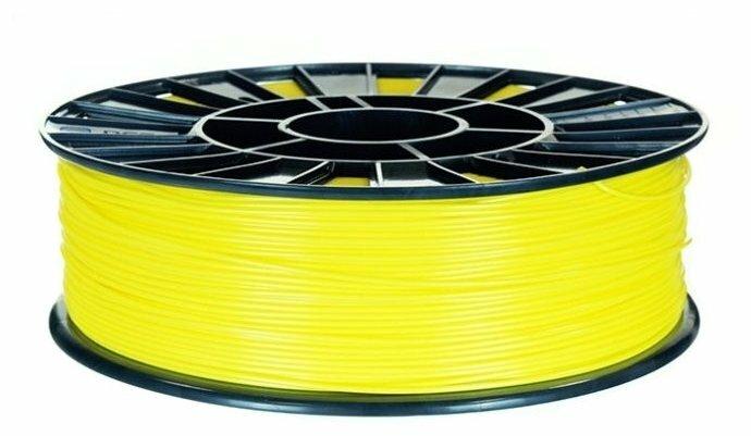 ABS пруток SEM 2.85 мм желтый