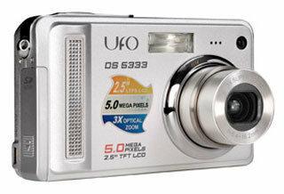 Фотоаппарат UFO DS 5333