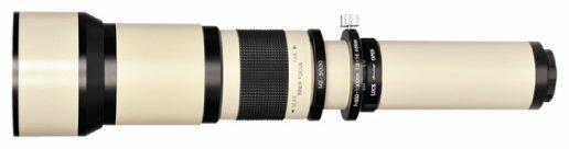 Объектив Bower 650-1300 f/8.0 Nikon F