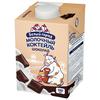Молочный коктейль Белый город Шоколад 1.2%, 500 мл