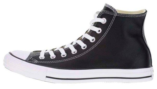 Кеды Converse Chuck Taylor All Star Leather — купить по выгодной цене на Яндекс.Маркете