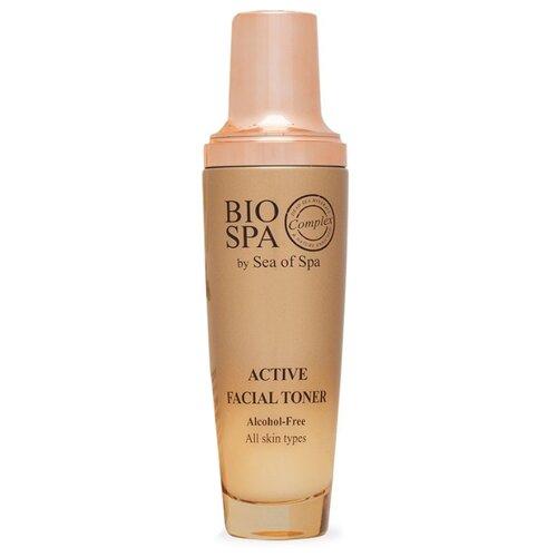 Sea of Spa Очищающее молочко для лица и кожи вокруг глаз Bio Spa Active Milk Cleanser Face & Eye, 120 мл