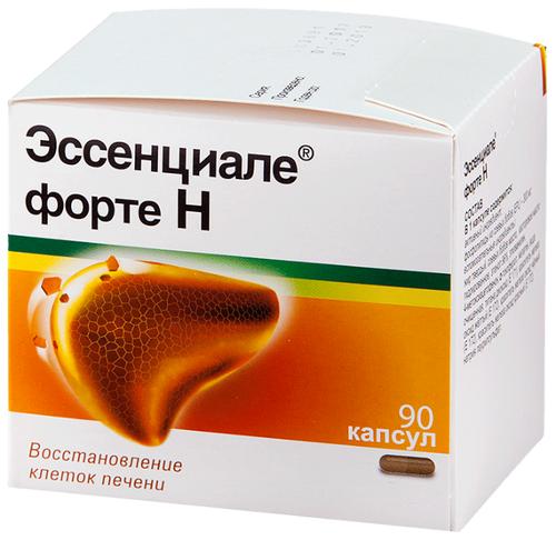 Эссенциале форте Н капс. 300 мг №90 — цены в магазинах рядом с домом на Яндекс.Маркете