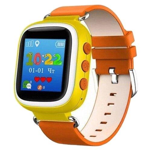 Фото - Детские умные часы Smart Baby Watch Q70 желтый часы smart baby watch s4 зеленый