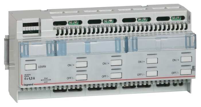 Диммер/светорегулятор шинной системы Legrand 002612