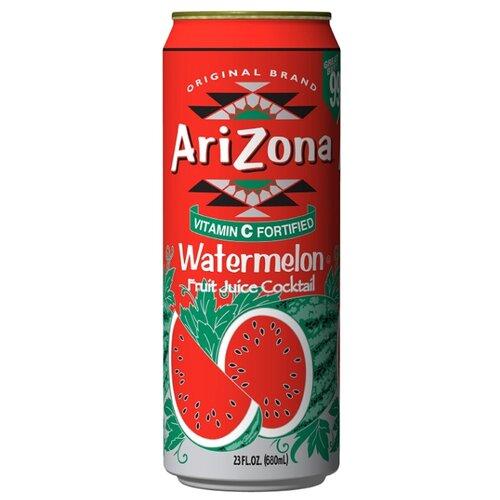 Напиток сокосодержащий AriZona Watermelon, 0.68 л бермуды quelle arizona 671463