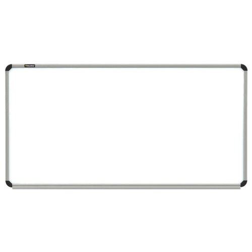 Доска магнитно-маркерная BRAUBERG Premium 231702 (120х240 см) белый/хром