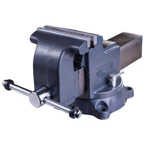 Тиски Wilton Мастерская WS4 100 мм струбцина wilton 14284eu