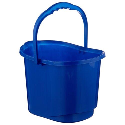 Ведро ROZENBAL R211984 15 л синий