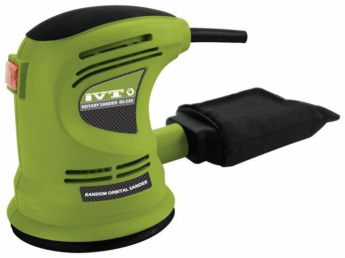 Эксцентриковая шлифмашина IVT RS-230