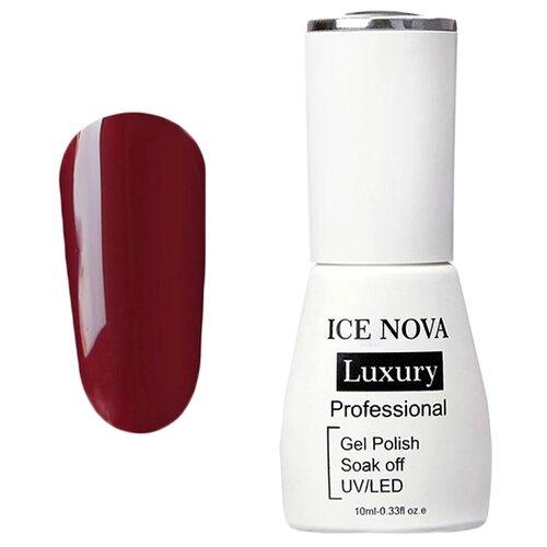 Купить Гель-лак для ногтей ICE NOVA Luxury Professional, 10 мл, 093 plum addict