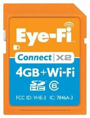 Wi-Fi адаптер Eye-Fi Connect X2