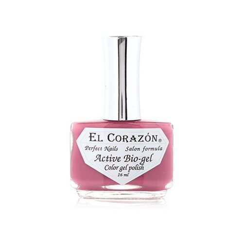Гель El Corazon Active Bio-gel polish Cream, 16 мл, 423/263 chi luxury black seed oil curl defining cream gel
