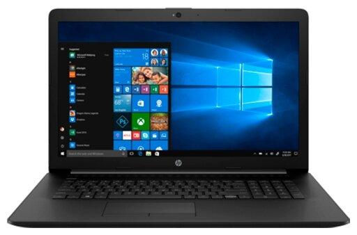 Ноутбук HP 17-ca0000