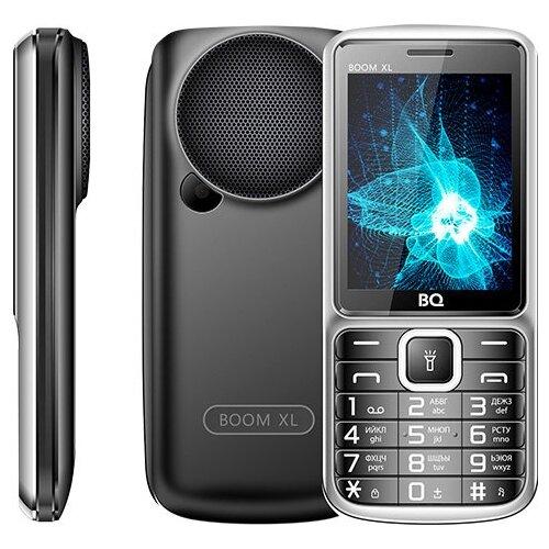 Телефон BQ 2810 BOOM XL черный телефон