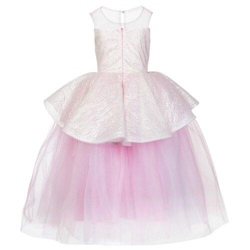 Платье Stilnyashka размер 104, розовый юбка stilnyashka размер 104 желтый