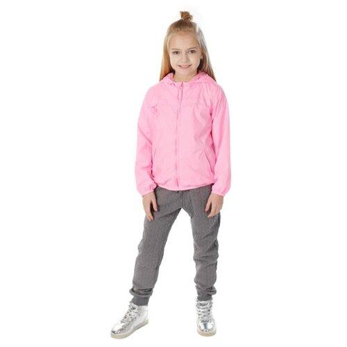 Куртка V-Baby размер 110, светло-розовыйКуртки<br>