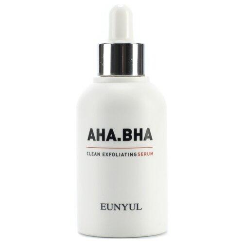 Eunyul сыворотка для лица AHA.BHA Clean Exfoliating Serum 50 мл пилинг для лица eunyul eunyul eu002lwcrpa5