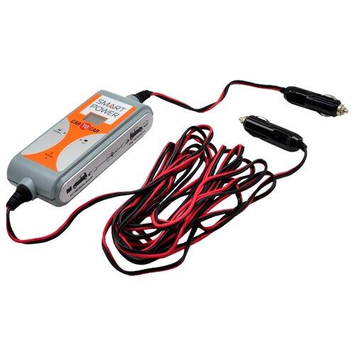 Зарядное устройство BERKUT Smart power SP-CAR оранжевый