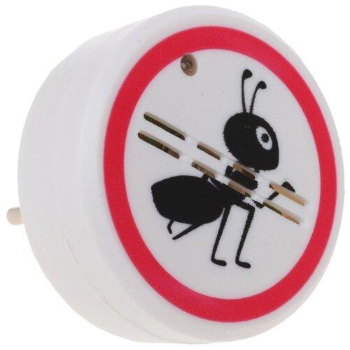 Ультразвуковой отпугиватель REXANT 71-0011 60 г белый/красный/черный