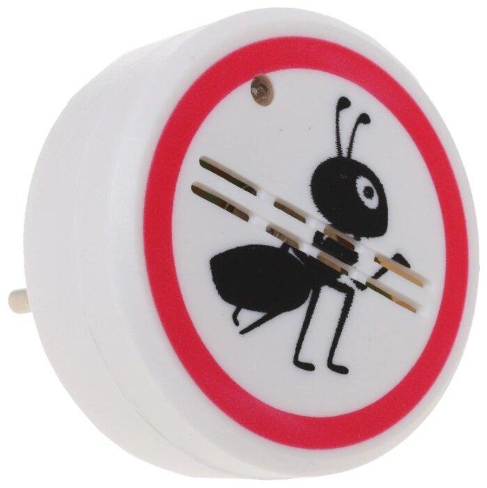 Ультразвуковой отпугиватель муравьев REXANT Радиус до 30м 5W 220V 6x6x6см (пластик) Частота: 30кГц (71-0011)