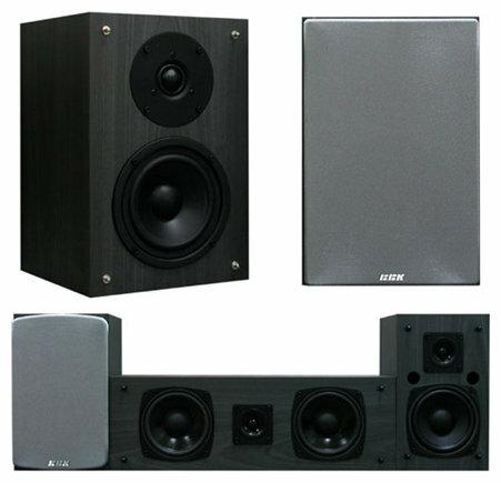 Комплект акустики BBK Matrix Series