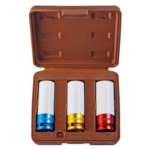 Набор торцевых головок Ombra 912503 3 шт.