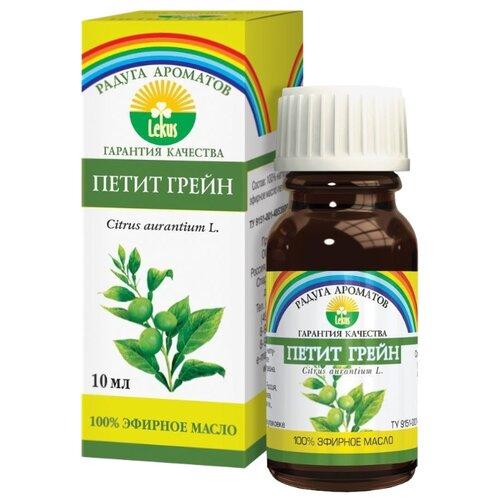 ЛЕКУС эфирное масло Радуга ароматов Петит Грейн 10 мл