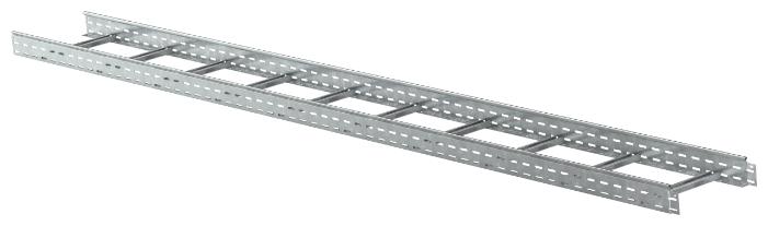 Лоток кабельный лестничный IEK LLK1-050-400 50 х 400 х 3000 мм