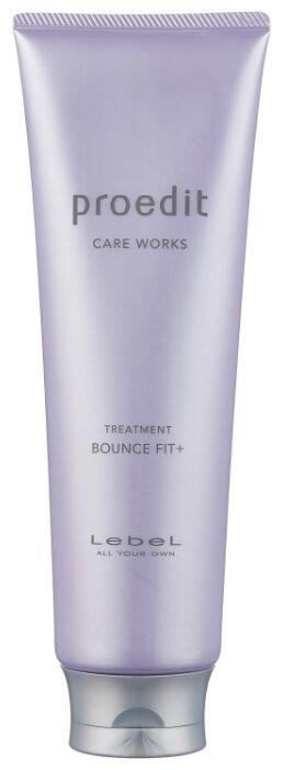 Lebel Cosmetics Proedit Маска восстанавливающая для сильно поврежденных, сухих и ломких волос Bounce Fit Plus