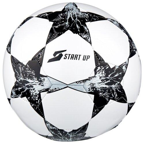 Футбольный мяч START UP E5121 белый/черный 5 цена 2017