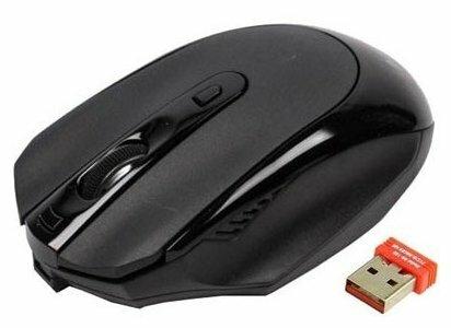 Мышь A4Tech G11-580FX-1 Black USB
