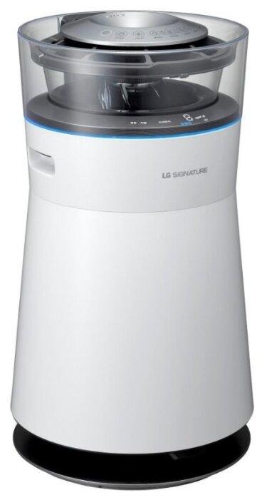 Очиститель/увлажнитель воздуха LG LSA50A, белый фото 1