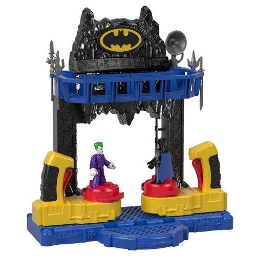 Купить Игровой набор Imaginext DC Super Friends Battle Batcave FKW12, Игровые наборы и фигурки