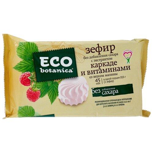 шоколад eco botanica горький с клюквенными ягодами 85г Зефир Eco botanica с экстрактом каркаде и витаминами со вкусом малины 135 г