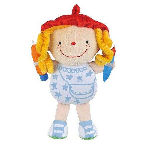 Фото - Мягкая игрушка K's Kids Что носить Джулия 24 см развивающая игрушка ks kids вейн что носить 20 7 26см ka690