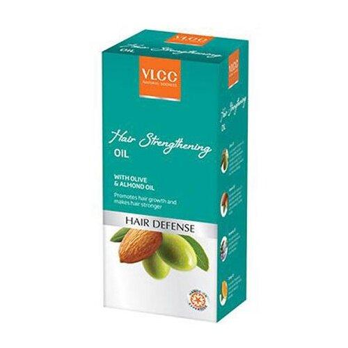 Масло VLCC для укрепления волос с маслом оливы и миндаля 100 мл