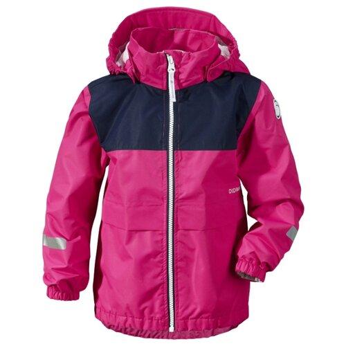 Куртка Didriksons Droppen 502343 размер 110, 070 фуксия парка didriksons marcel