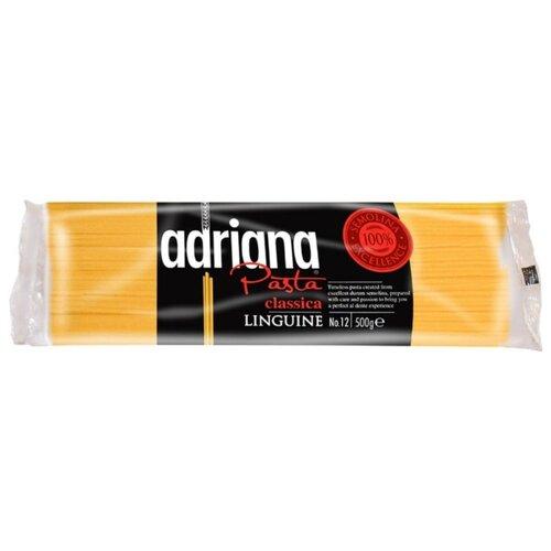 deluca макароны linguine с ADRIANA Макароны Pasta Classica Linguine № 12, 500 г