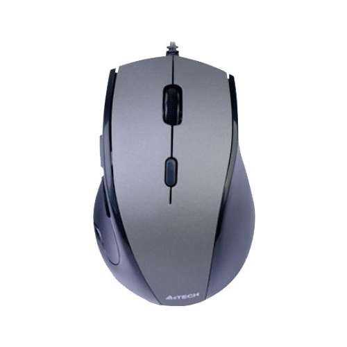 Мышь A4Tech D-740X DustFree HD Mouse Black USB