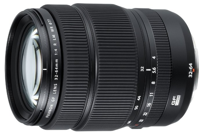 Fujifilm Объектив Fujifilm GF 32-64mm f/4 R LM WR