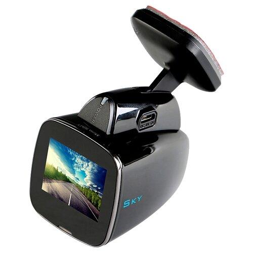 Видеорегистратор SilverStone F1 A80 Sky черныйВидеорегистраторы<br>
