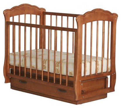 Кроватка Можгинский лесокомбинат Кармелита