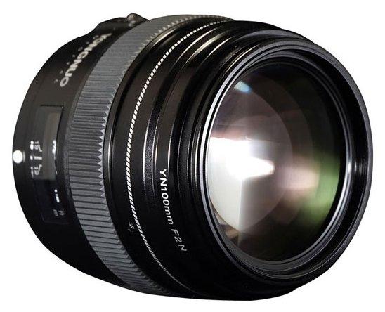 YongNuo AF 100mm f/2 Nikon F