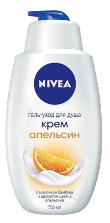 Крем-гель для душа Nivea Апельсин
