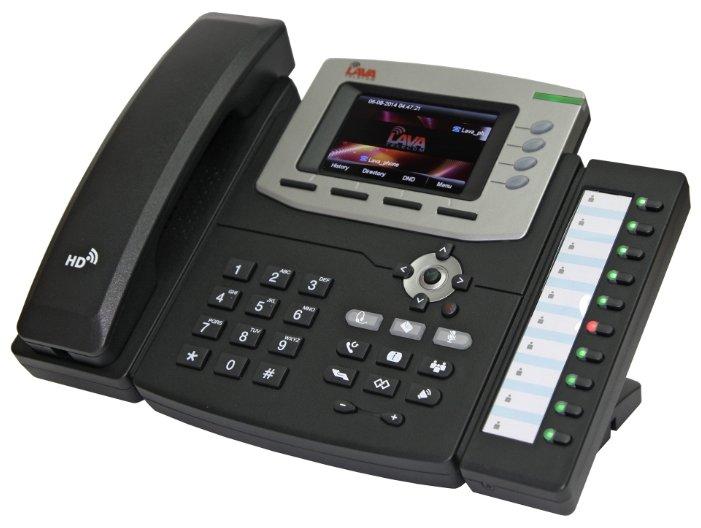 LAVA Telecom VoIP-телефон LAVA Telecom LV-4SC