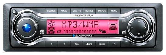 Blaupunkt Valencia MP36