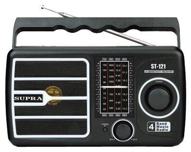 SUPRA Радиоприемник SUPRA ST-121