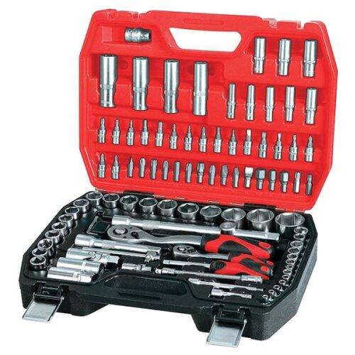 Набор автомобильных инструментов ZiPOWER (94 шт.) PM 4113Наборы инструментов и оснастки<br>